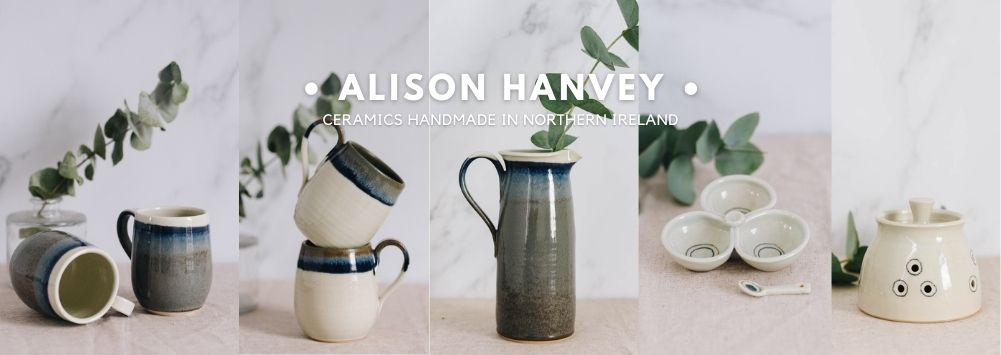 Alison Hanvey Handmade Ceramics & Pottery | Northern Ireland