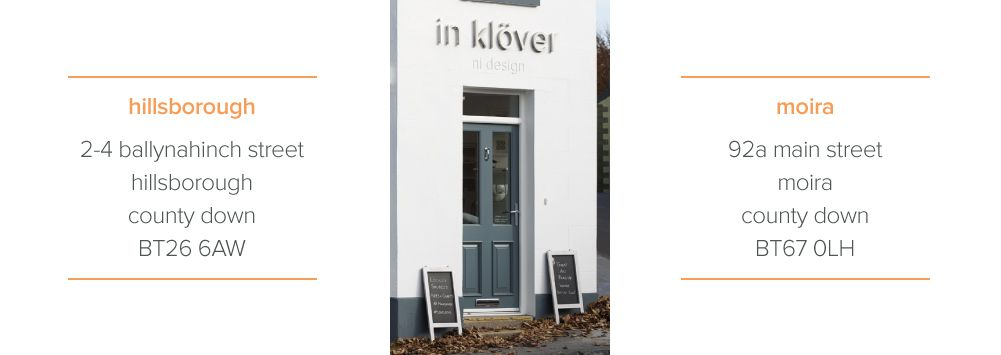 in klöver Art Gallery - Art & Handmade Gifts in Moira & Hillsborough