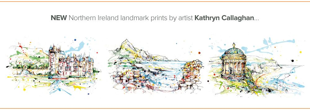 in klöver | ni design - NEW Landscape Prints by Kathryn Callaghan